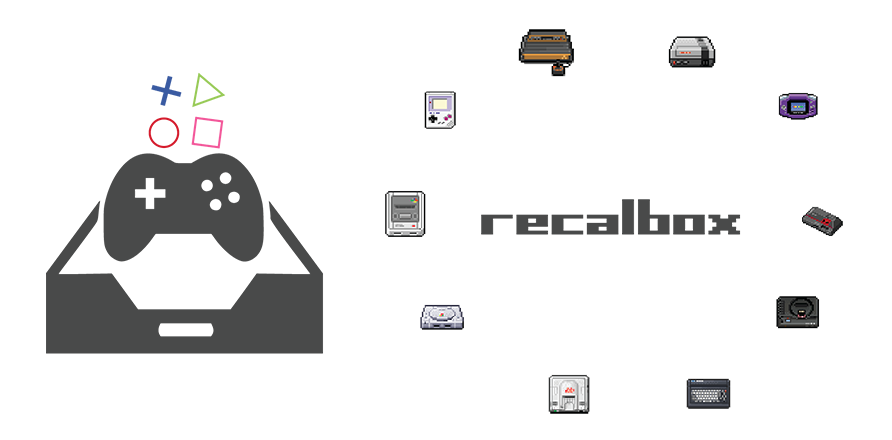 Recalbox official IMG官方下載